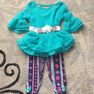 Other - Matching set! Size 6-6x.